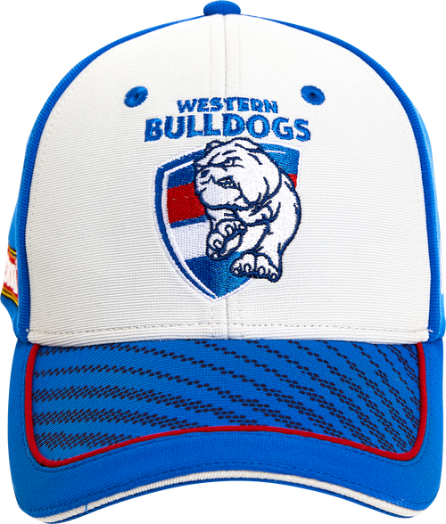Western Bulldogs 2020 Asics Media Cap