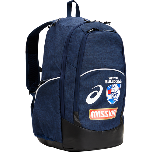 Western Bulldogs Asics Backpack