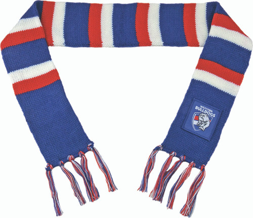 Western Bulldogs Infant Scarf
