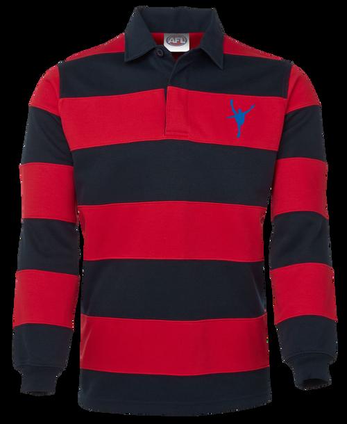 Western Bulldogs 2020 EJ Rugby Polo
