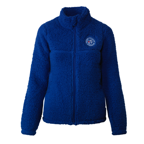 Western Bulldogs 2020 Ladies Sherpa Jacket