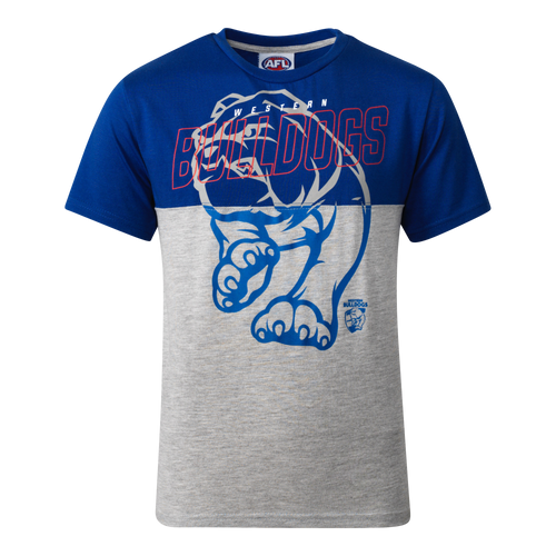 Western Bulldogs 2020 Youth Supporter Tee