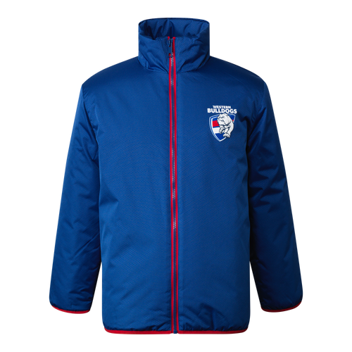 Western Bulldogs Youth Supporter Jacket