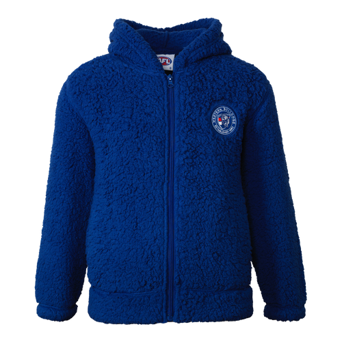 Western Bulldogs 2020 Youth Sherpa Jacket