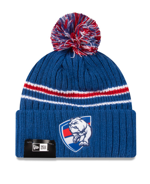 Western Bulldogs 2020 New Era Knit Beanie
