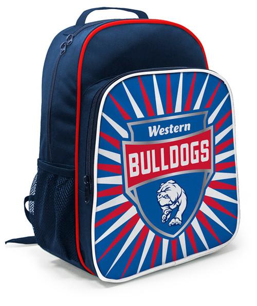 Western Bulldogs Kids Shield Backpack