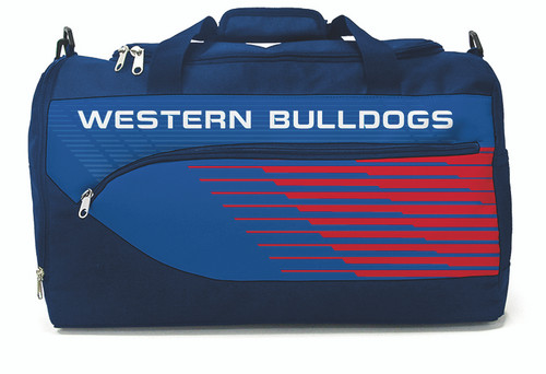 Western Bulldogs Sports Bag