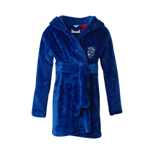 Western Bulldogs Toddler Dressing Gown