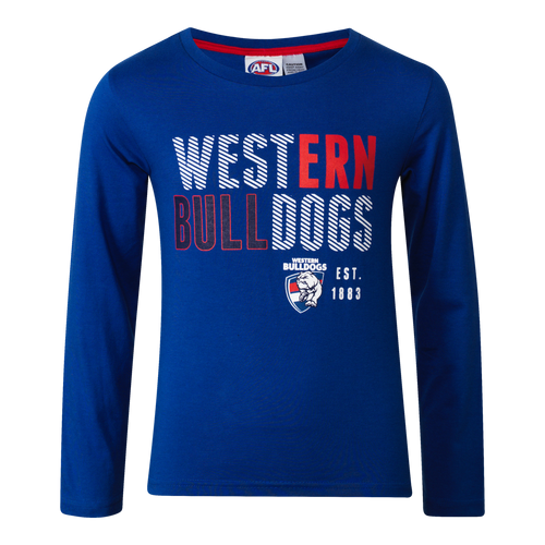Western Bulldogs 2020 Youth Winter PJ Set