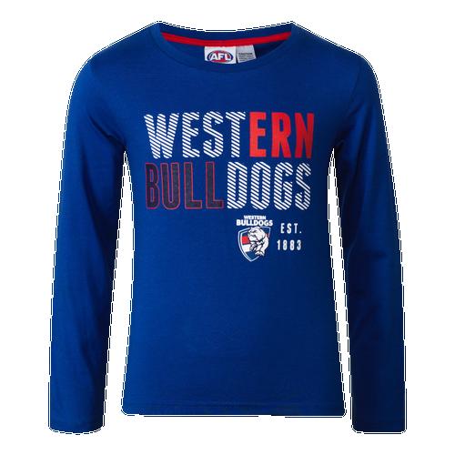 Western Bulldogs 2020 Youth Winter PJ Set