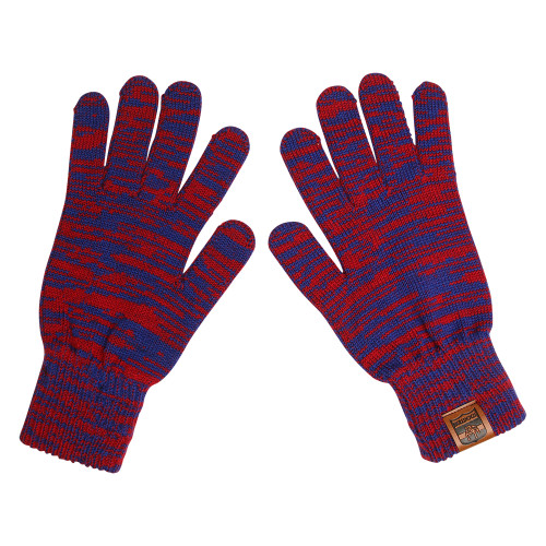 Western Bulldogs Wool Gloves