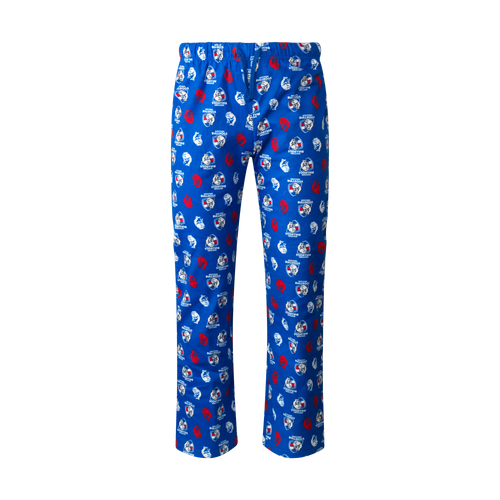 Western Bulldogs 2020 Men's Flannelette PJ Pants