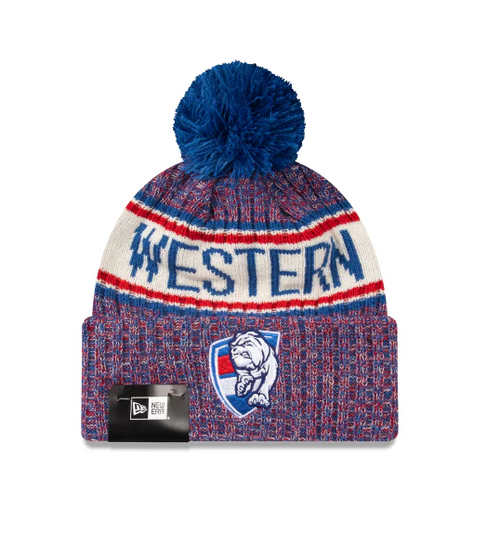 Western Bulldogs 2020 New Era Cuff Beanie
