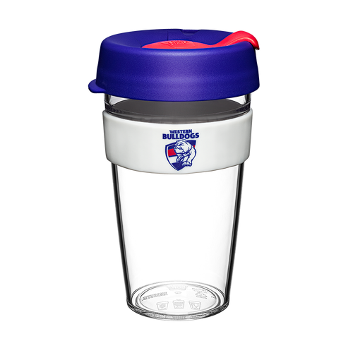 Western Bulldogs Keep Cup Clear – Large