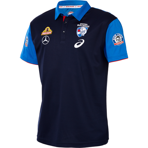 2019 Asics Mens Media Polo