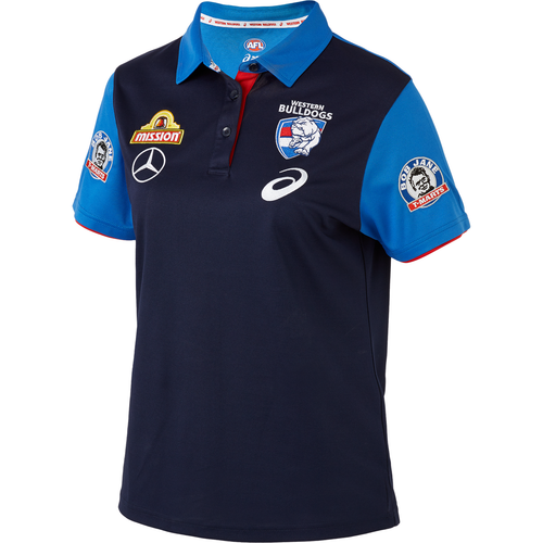 2019 Asics Ladies Media Polo