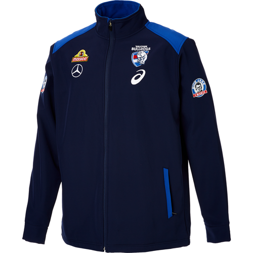 2019 Asics Travel Jacket