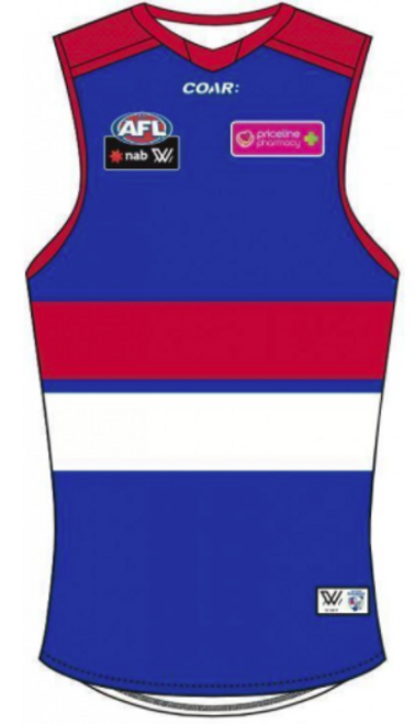 2017 AFLW Adult Home Guernsey