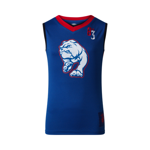 2020 Men's Basketball Singlet