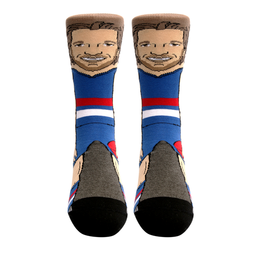 Western Bulldogs Bonti Sock - Adult