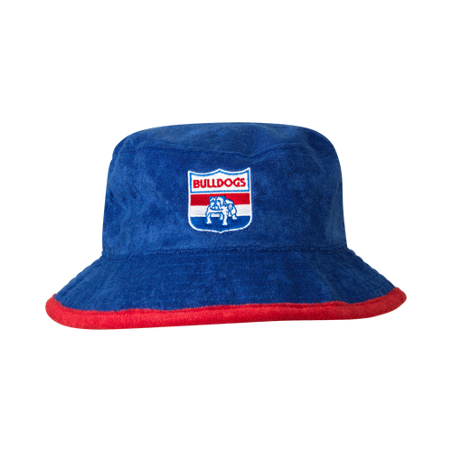 Western Bulldogs Terry Bucket Hat