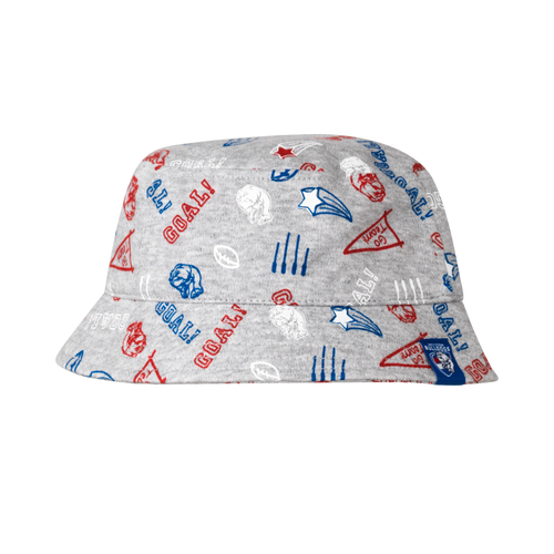 Western Bulldogs Baby Bucket Hat