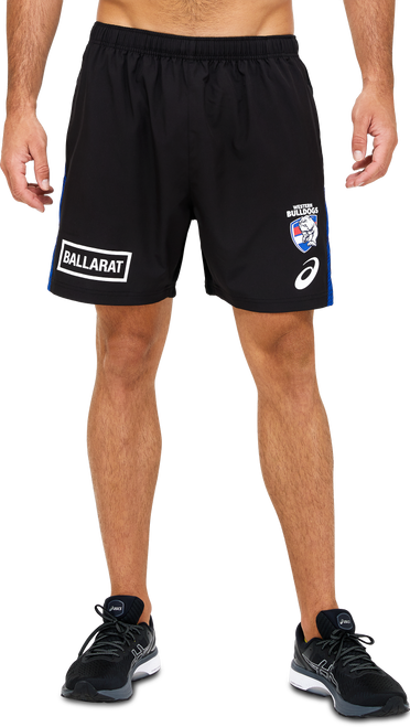 2021 Western Bulldogs Asics Gym Shorts
