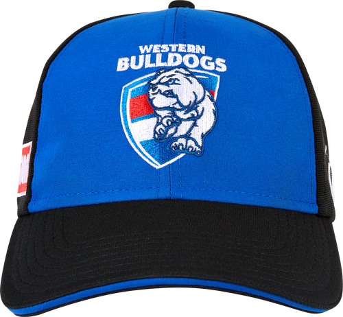 2021 Western Bulldogs Media Cap