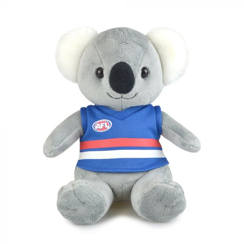 Western Bulldogs Koala Soft Toy