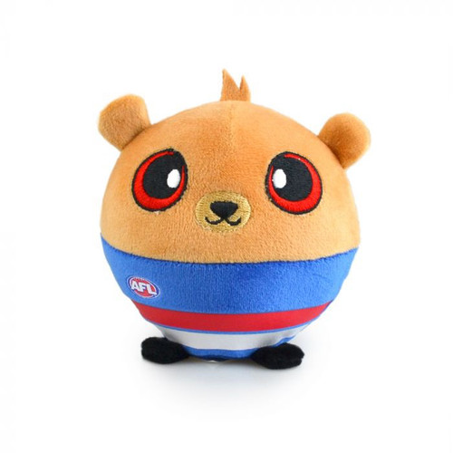 Western Bulldogs Squishii Bear