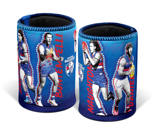 Western Bulldogs 2021 Player Can Cooler