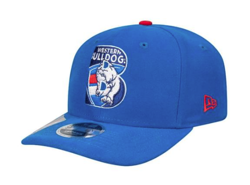 Western Bulldogs 2021 New Era Letter Cap