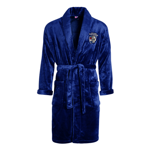 Western Bulldogs Adult Robe