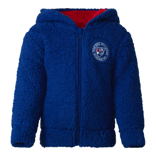 Western Bulldogs 2021 Toddler Sherpa Fleece