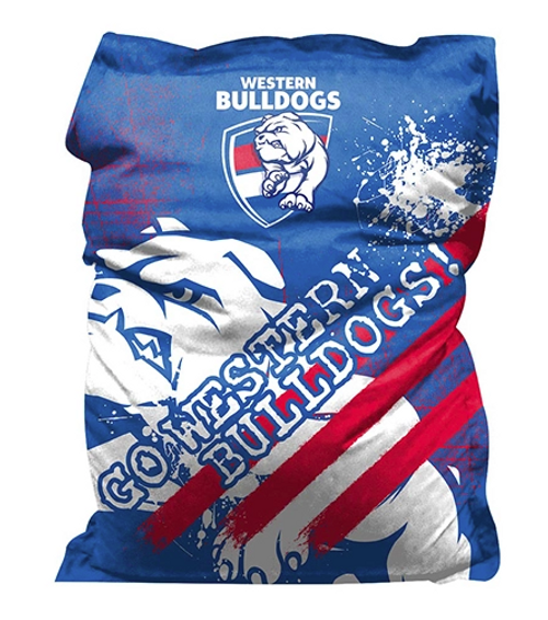 Western Bulldogs Giant Bean Bag