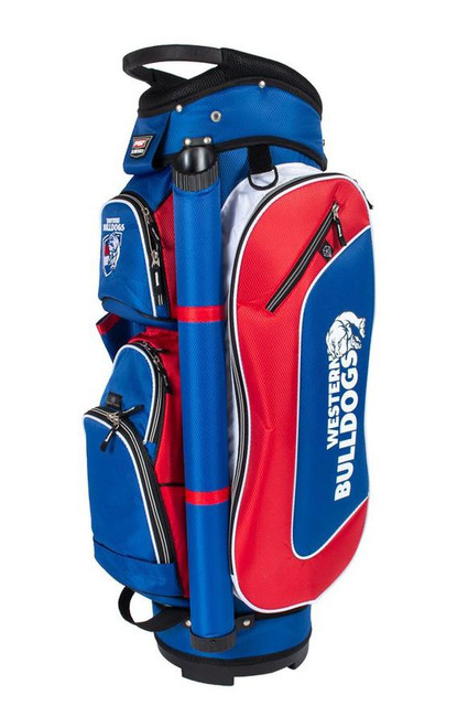 Western Bulldogs Deluxe Cart Golf Bag