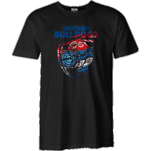 Western Bulldogs 2021 Indigenous Logo Tee  - Adult