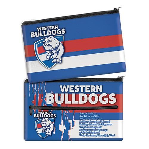 Western Bulldogs Song Pencil Case
