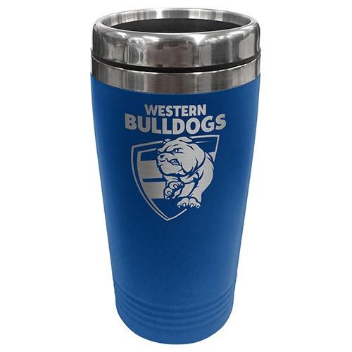 Western Bulldogs Travel Mug
