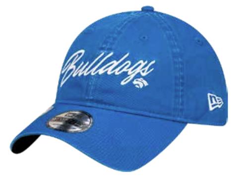 Western Bulldogs 2021 NewEra Retro Script Cap
