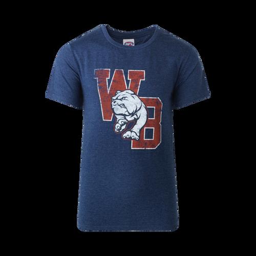 Western Bulldogs 2021 Collegiate Tee