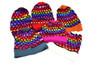 Tinky Alpaca Knit Beanie Color Assortment 5 Pack