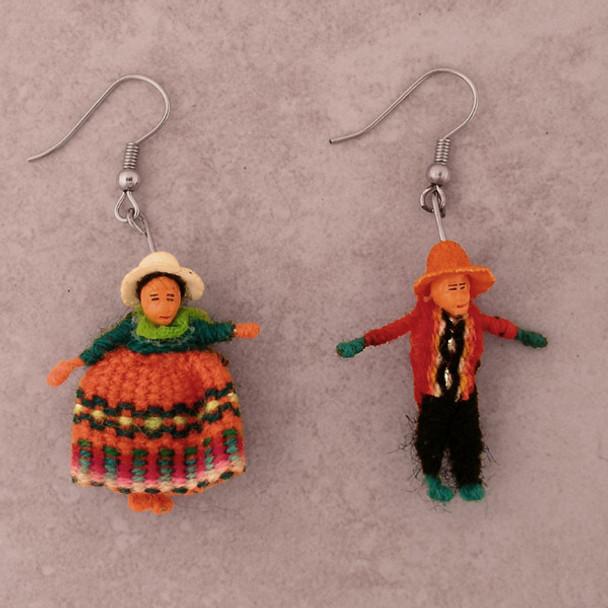 Worry Doll Earrings