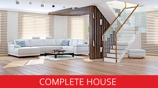 Complete House