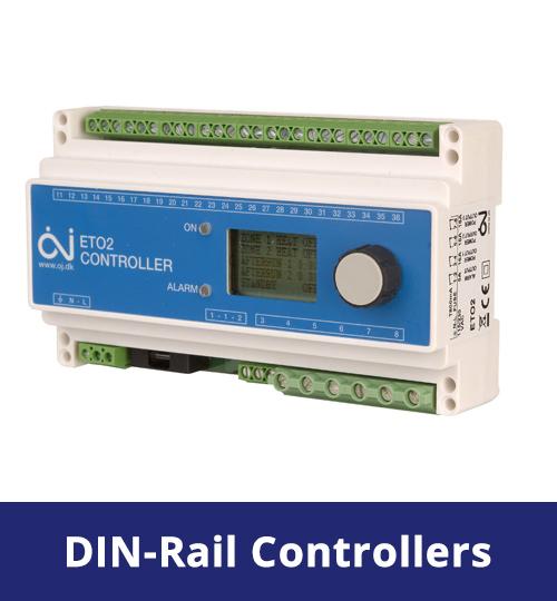 Elektra Din-Rail Controllers