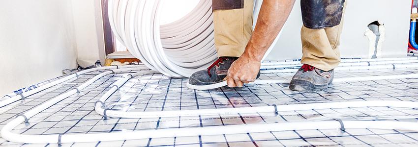 Is My Property Suitable for Warm Water Underfloor Heating
