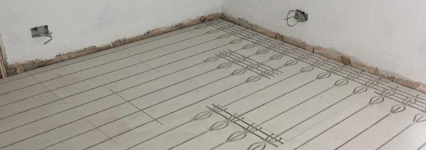Suitable Floor Constructions - Floating Floor / Overlay