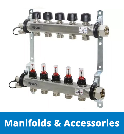 Uponor Manifolds and Accessories