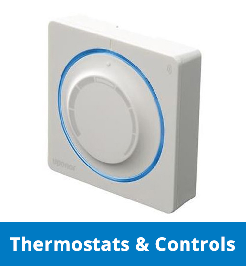 Uponor Thermostats and Controls