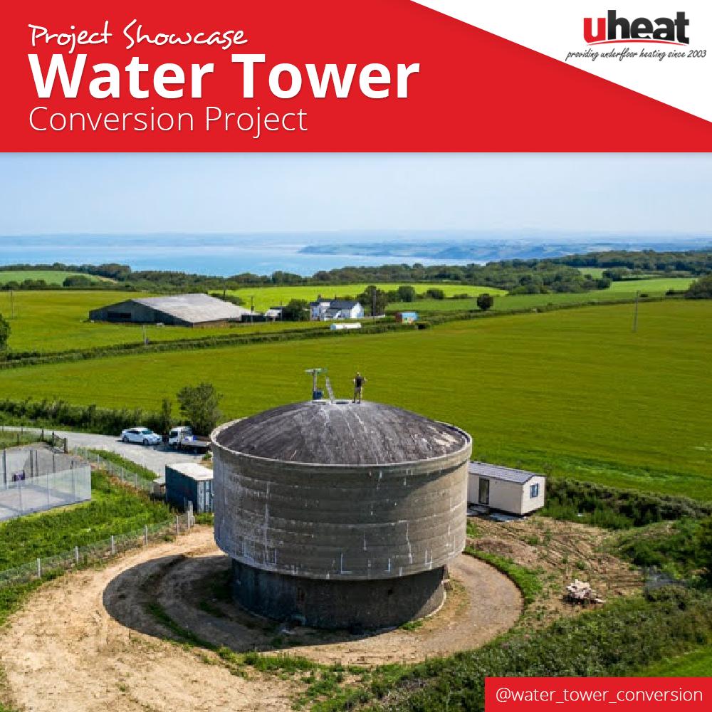 Water Tower Conversion - Robert Hunt